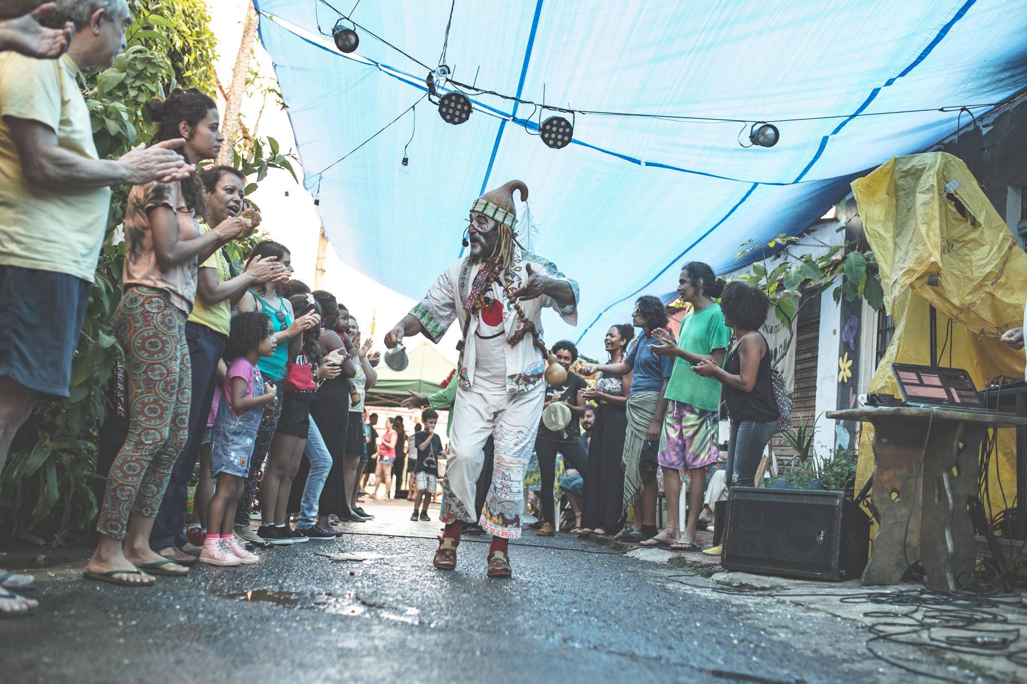 Atividades Culturais promovidas pelo MSV. Foto: Thiago Araujo