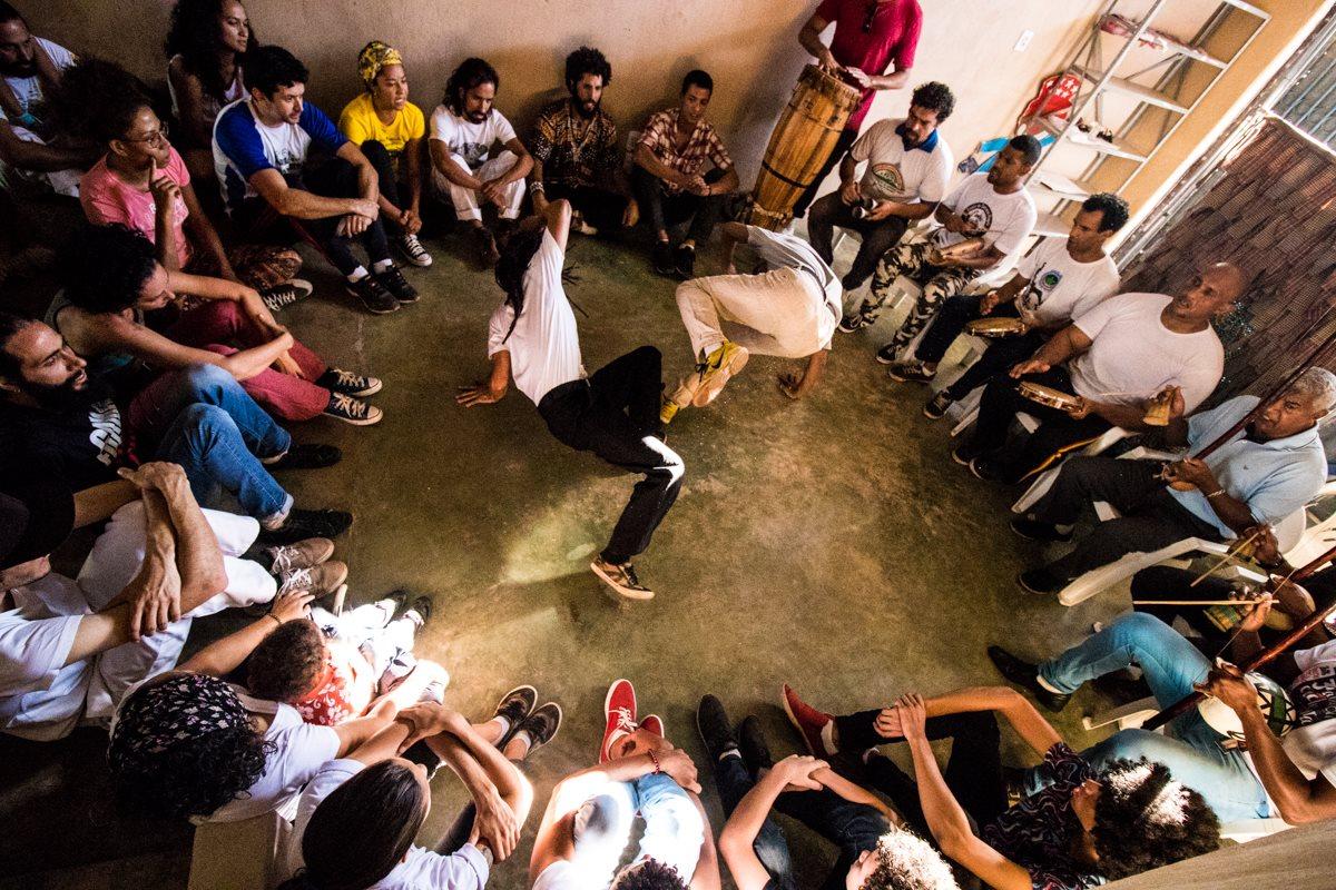 Atividades Culturais promovidas pelo MSV. Foto: Davi Melo