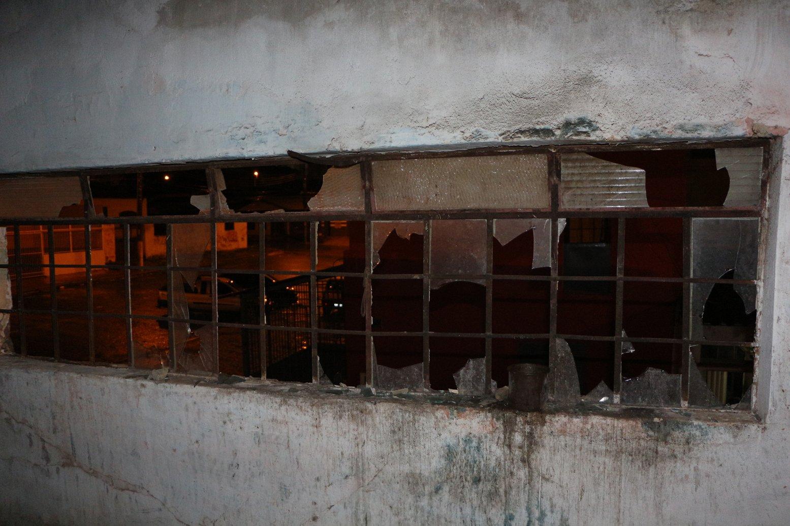 Situação dos imóveis abandonados. Foto: arquivo MSV